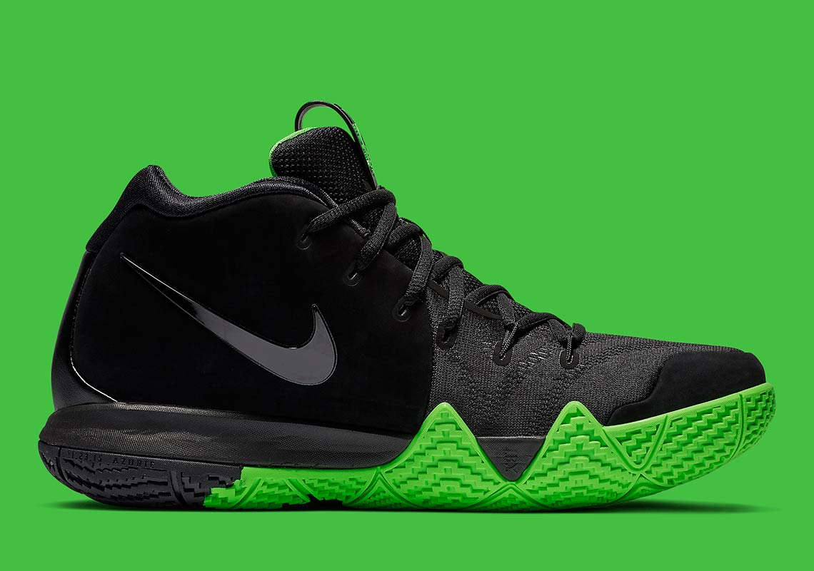 low priced 324cd b1cb4 Where To Buy: Nike Kyrie 4 Halloween 943807-012 ...
