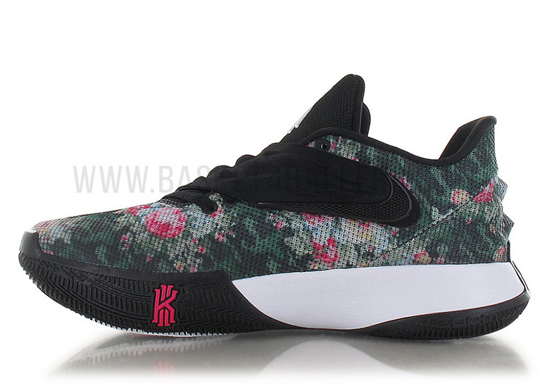 265a16530c74 Nike Adds Floral Patterns To The Kyrie Low 1 - SneakerNews.com