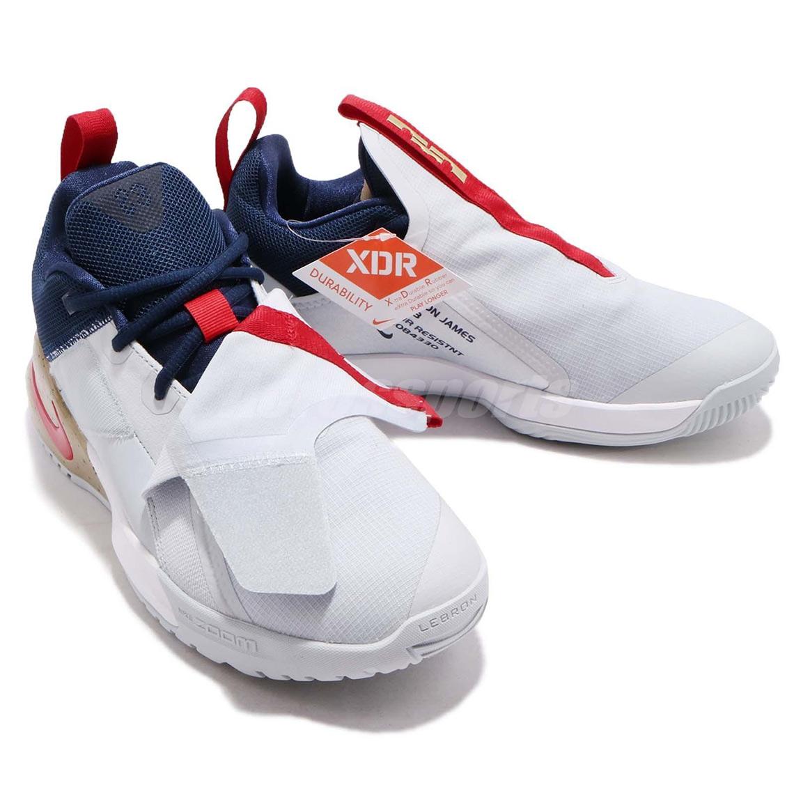 quality design a2e6e c2a2e Nike LeBron Ambassador 11 AO2920-002 Photos + Release Info ...