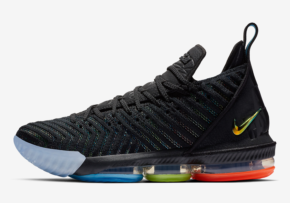 promo code a273c 6cdfb Nike LeBron 16 I Promise AO2595-004 Release Info   SneakerNews.com