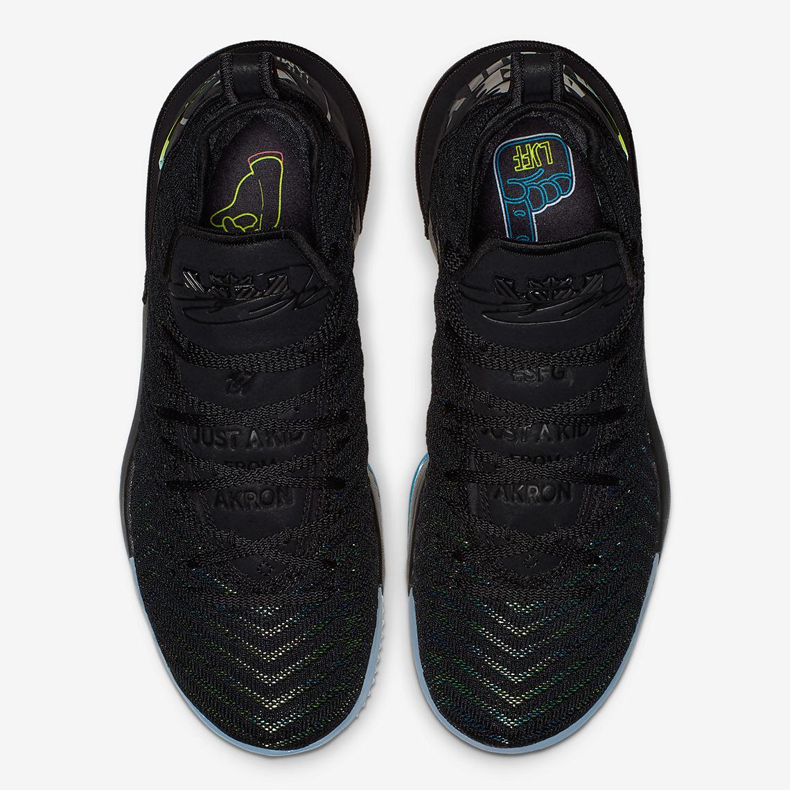 7d4fa017fcc9 Nike LeBron 16 I Promise AO2595-004 Release Info