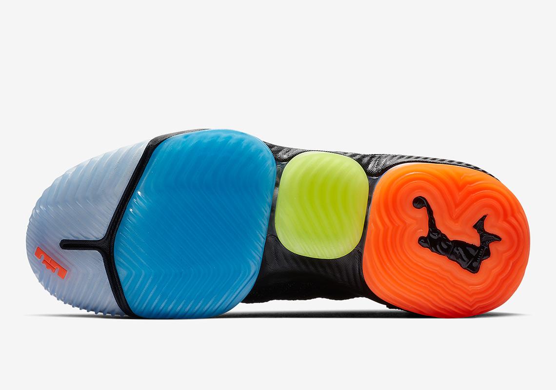 5d6e4289a8e Nike LeBron 16 I Promise AO2595-004 Release Info
