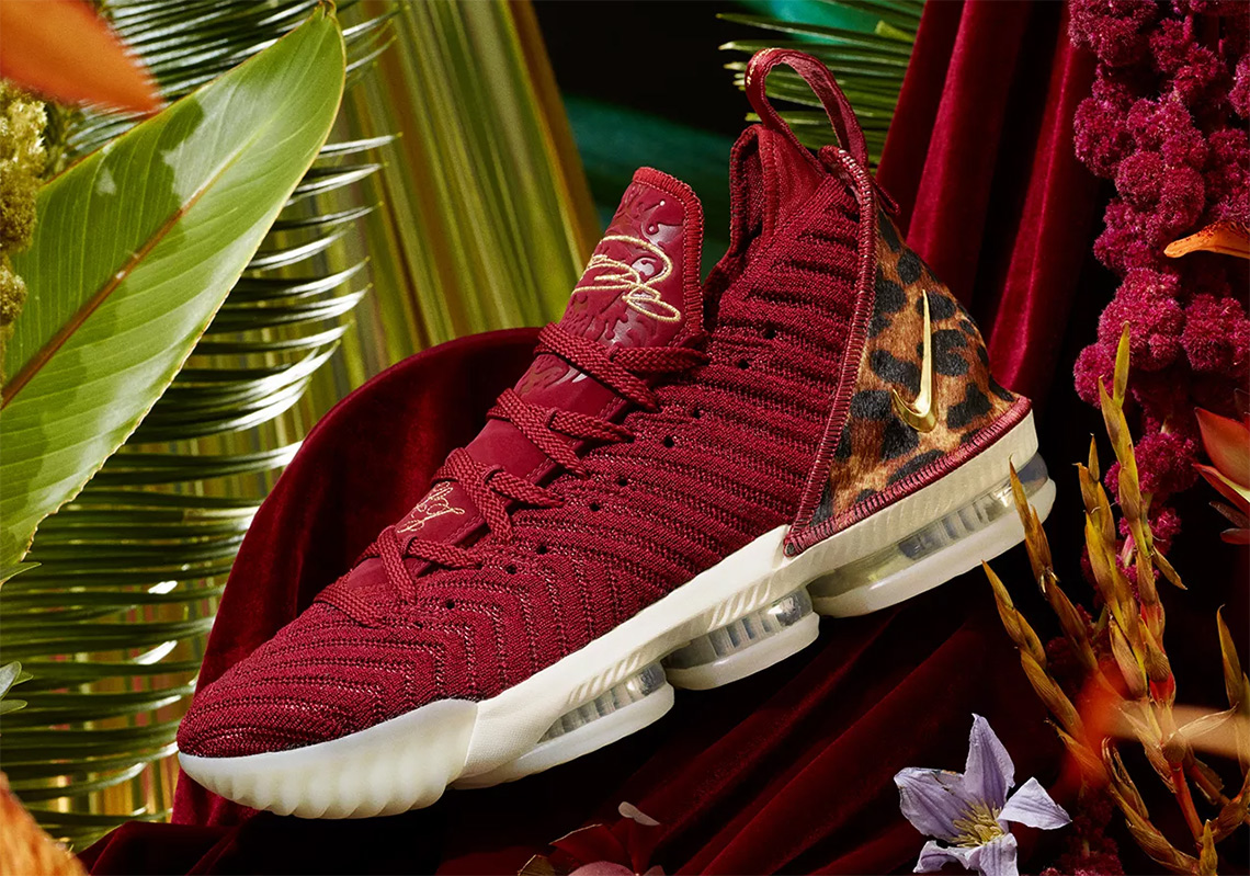 Nike LeBron 16 King AO2595-601 Release