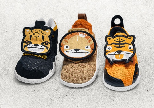 "The Nike ""Little Big Cats"" Toddler Pack Is Available Now"