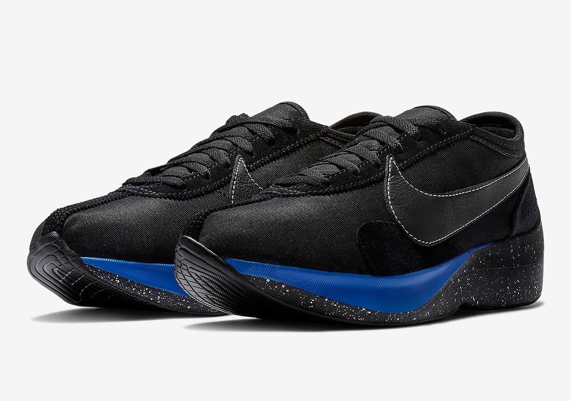 Black And Blue Nike Golf Shoes