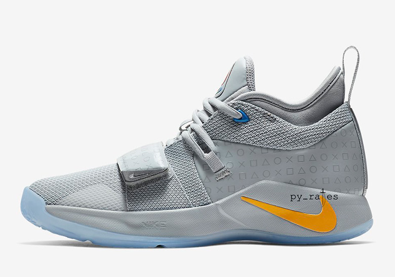 Nike PG 2.5 Playstation GS Release Info |