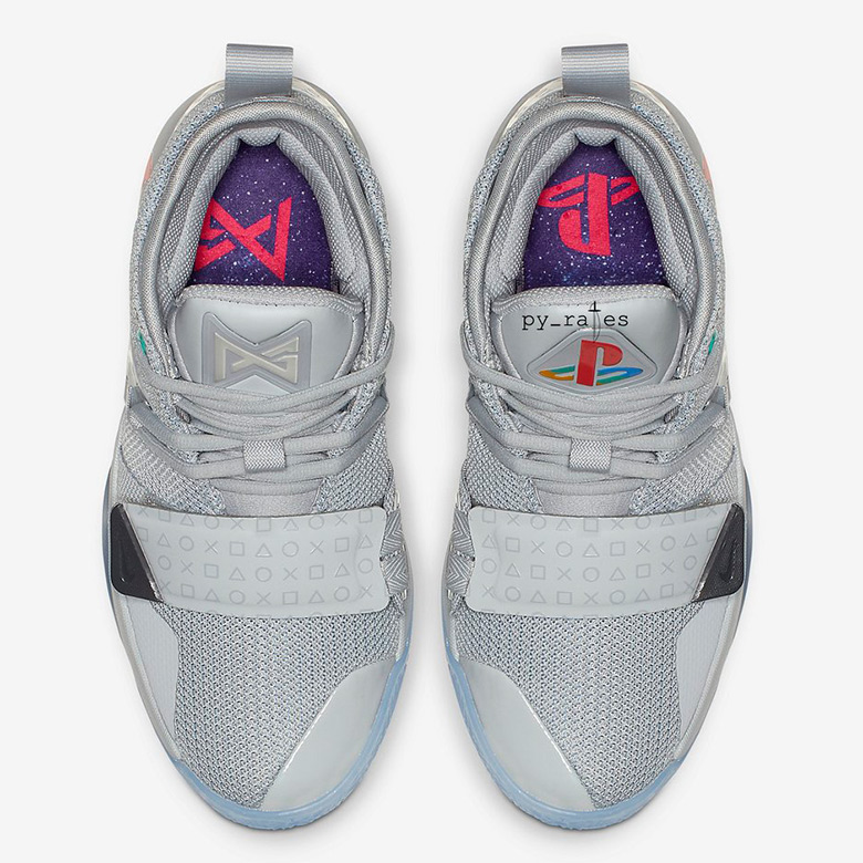 6051e0a00240 Nike PG 2.5 Playstation GS Release Info