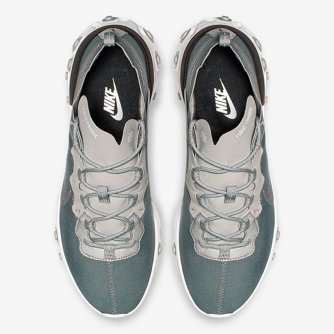7b244f8221a9 Nike React Aspect 55 Appears In Silver Tones - Supreme California