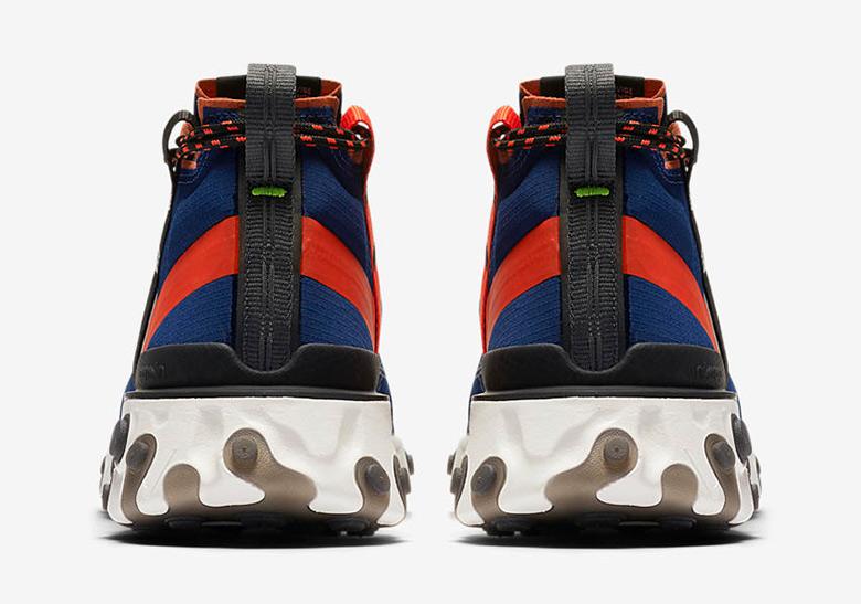 3b2048182a8384 Nike React Runner Mid ISPA AT3143-100 AT3143-400 AT3143-001 ...