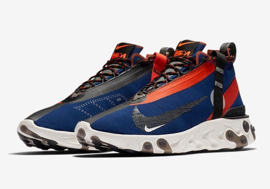 The Nike React Runner Mid WR ISPA Releases On November 21st