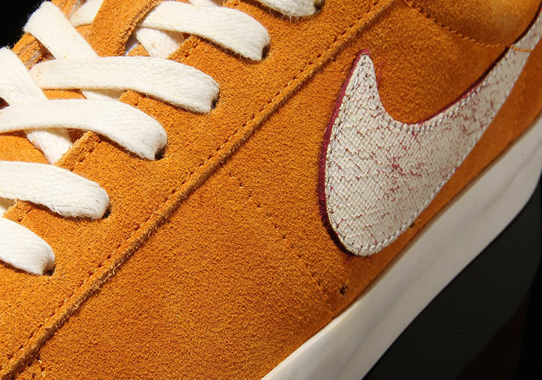 cf060573310 Nike SB Blazer Low Bruised Peach 716890-816 Release Info ...