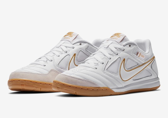After Supreme Collab, The Nike SB Gato Is Releasing In More Inline Colorways