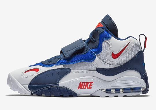 Nike Brings Back The Speed Turf Max Inspired By The New York Giants