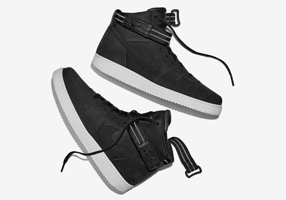 sports shoes b79ba 342eb John Elliotts New Nike Vandal High Drops October 18th