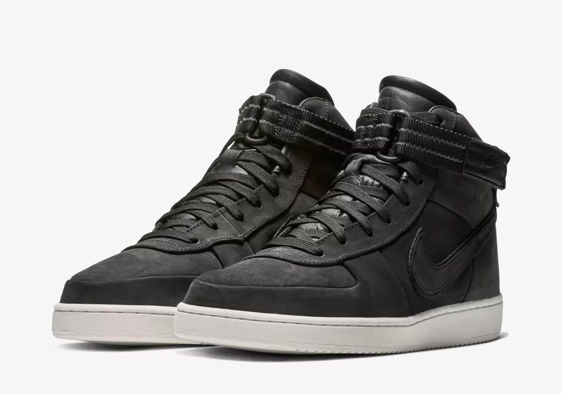 NikeLab Vandal High Black