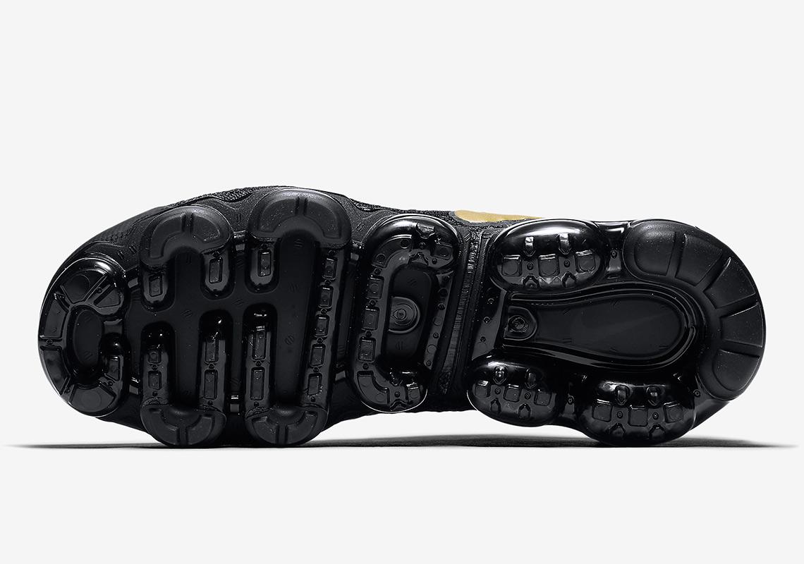 692e55c8130ac Nike Vapormax 2 942843-012 Black Metallic Gold Release Info ...