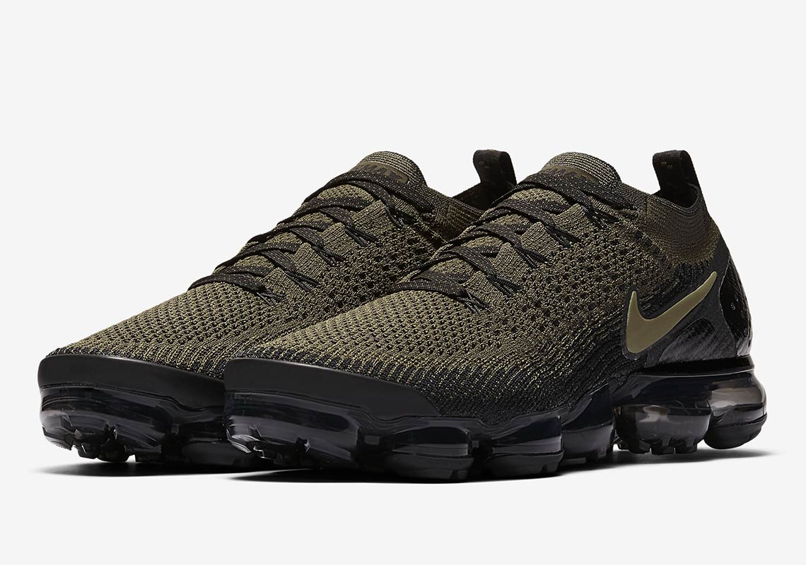 """bb5c2acad7 Nike Vapormax Flyknit 2.0 """"Crocodile"""" Releases On October 26th. October 22,  2018 ..."""