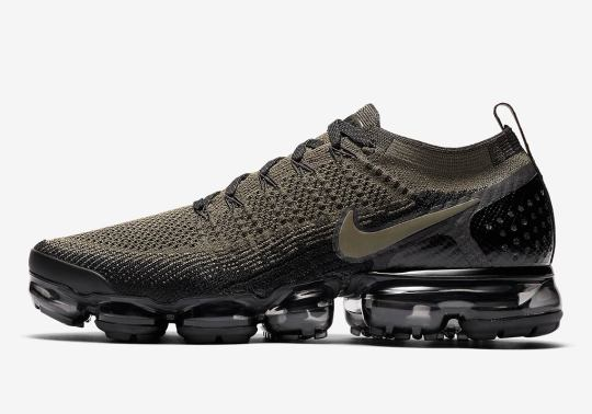 "Nike Vapormax Flyknit 2.0 ""Crocodile"" Releases On October 26th"