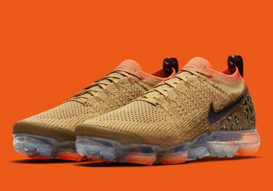 Leopard Printed Nike Vapormax Flyknit 2.0 Is Coming Soon
