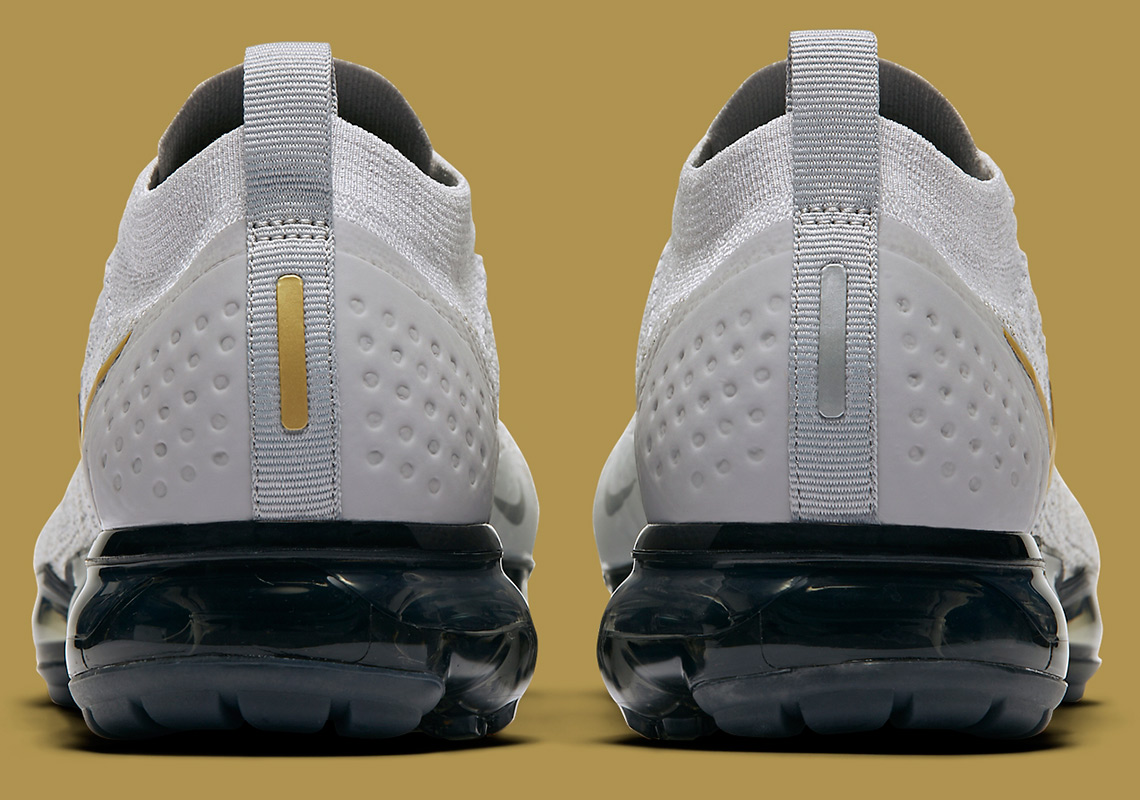 90516b1531b Nike Vapormax 2.0 Metallic Gold Release Info