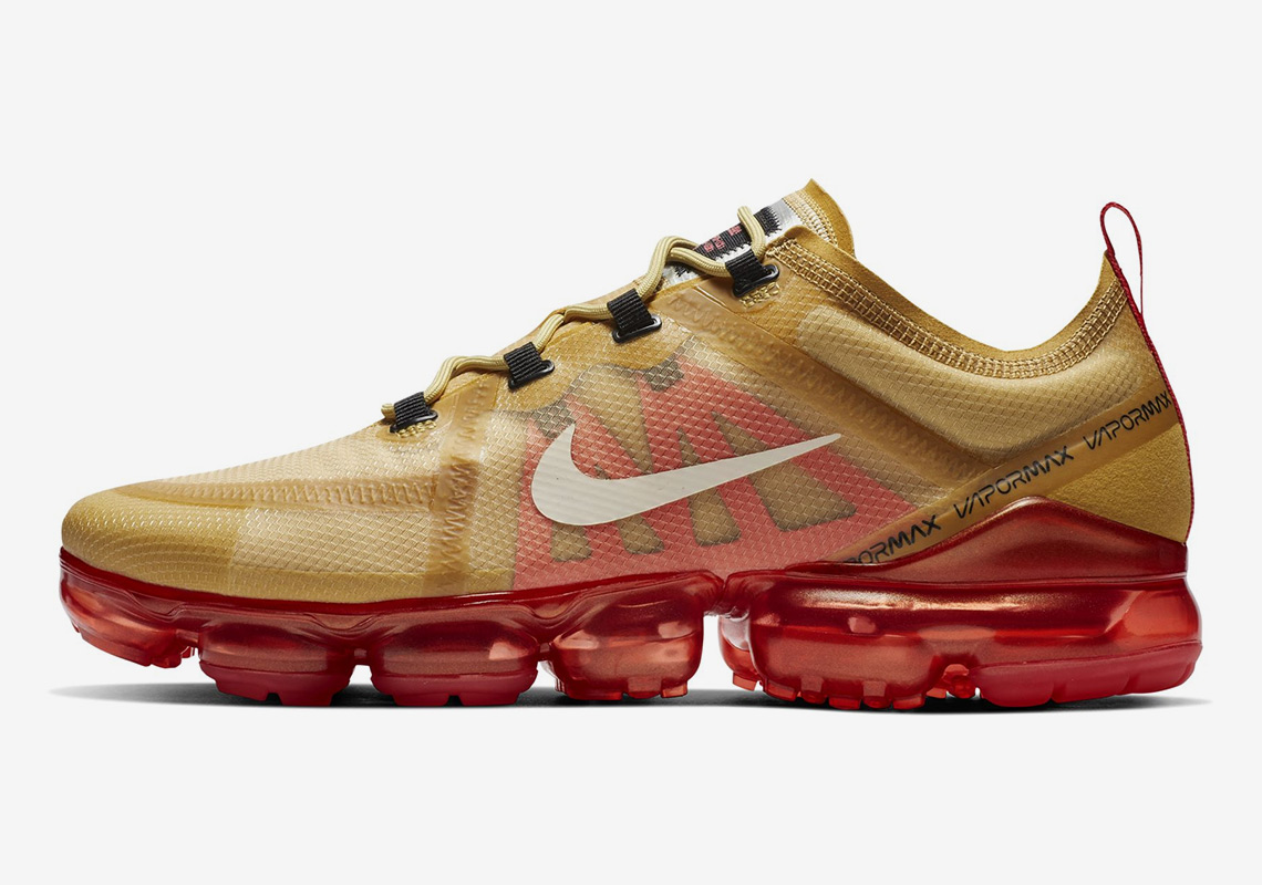 low priced 6853a 7c894 Nike Vapormax 2019 AR6631-701 Release Info + Photos ...