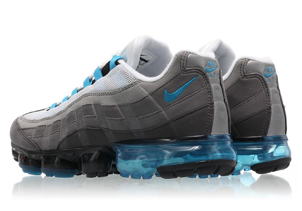low priced 80b04 f3456 Nike Vapormax 95 Neo Turquoise AJ7292-002  SneakerNews.com