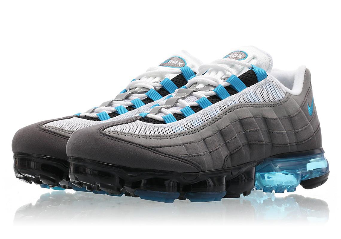e173d111667 Nike Vapormax 95 Neo Turquoise AJ7292-002