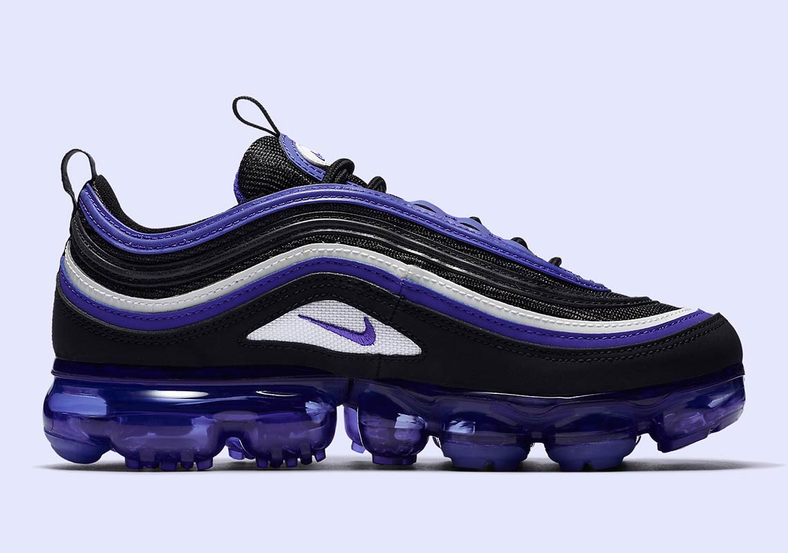the latest 0b52c 8b925 Nike Vapormax 97 Persian Violet BV1153-001 | SneakerNews.com