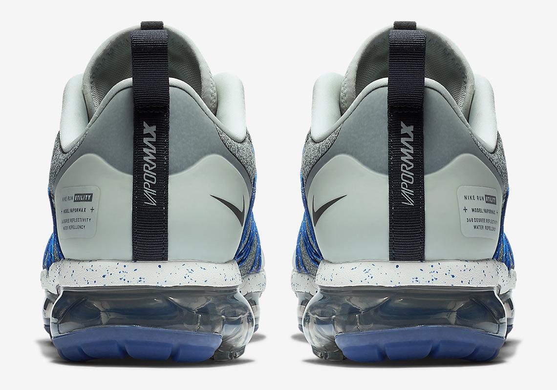 Nike Vapormax Run Utility Light Silver