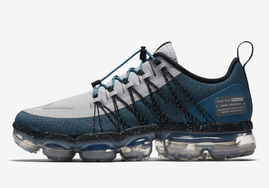 "Nike Vapormax Run Utility ""Celestial Teal"" Is Coming Soon"