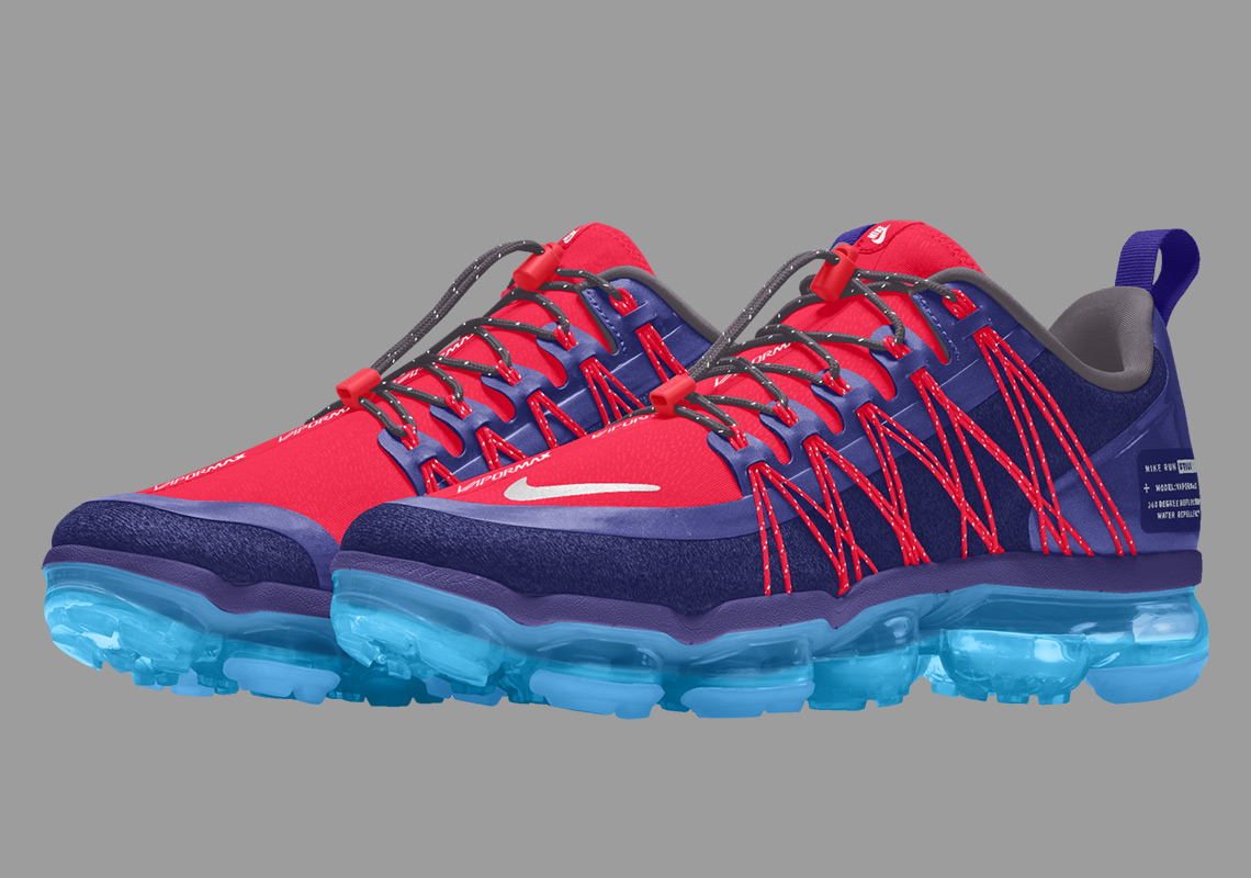 sneakers for cheap 6859f 51668 Nike Vapormax Run Utility NIKEiD Release Info | SneakerNews.com