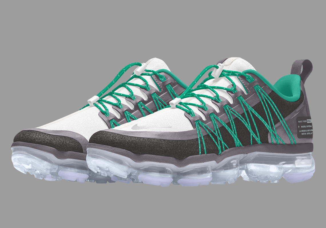 competitive price ada04 1ac84 Nike VaporMax Run Utility Available At NIKEiD $210. Advertisement
