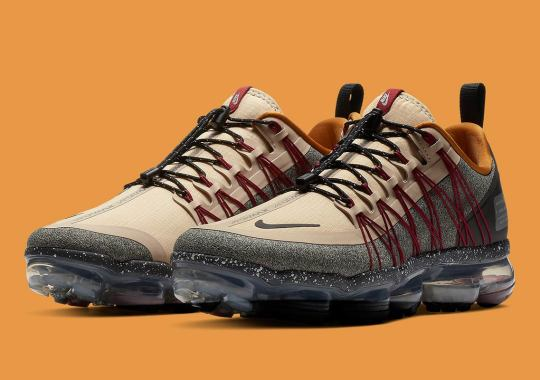The Nike Vapormax Run Utility Arrives In A Retro Blend Of Colors