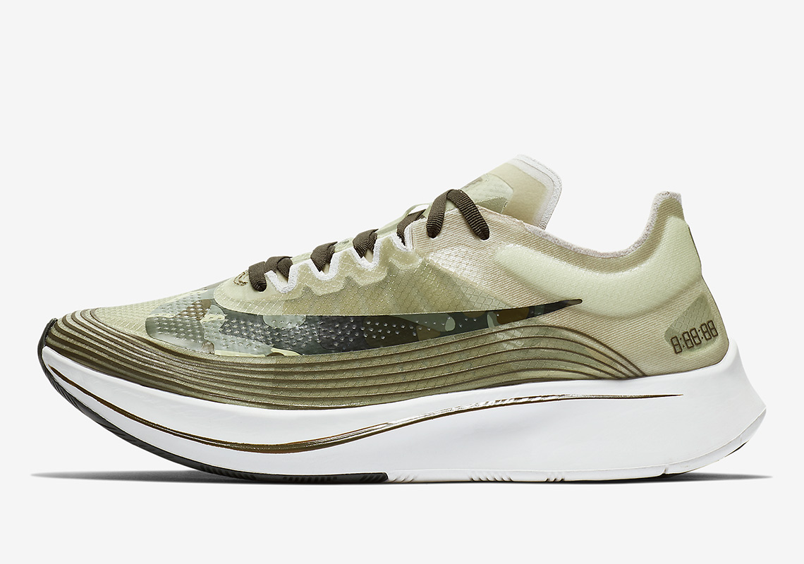 adcf41abfc36 Nike Zoom Fly SP Camp Swoosh Release Info