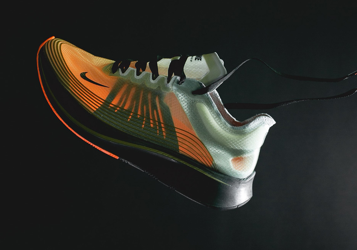 finest selection 09b61 b5af5 Nike Adds The Flight Jacket Theme To The Zoom Fly SP