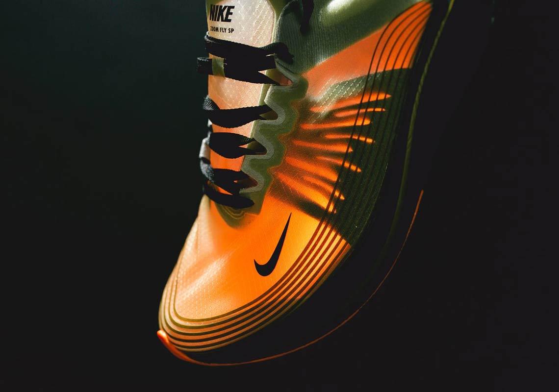 a1ec6e62da4 Nike Zoom Fly SP  150. Color  Medium Olive Black Black Style Code  AJ9282- 200
