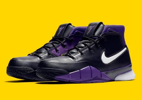 Another Original Nike Zoom Kobe 1 Protro Colorway Is Coming Soon