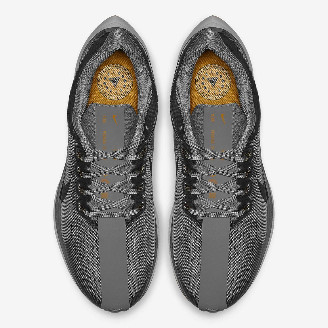 070f710fc433 Shades Of Grey Come To The Nike Zoom Pegasus 35 Turbo