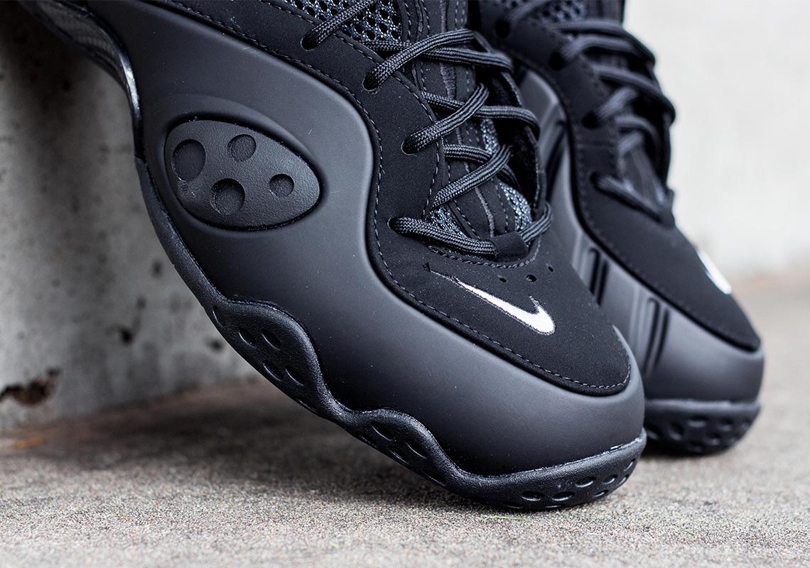 Nike Zoom Rookie Black Red BQ3379-002
