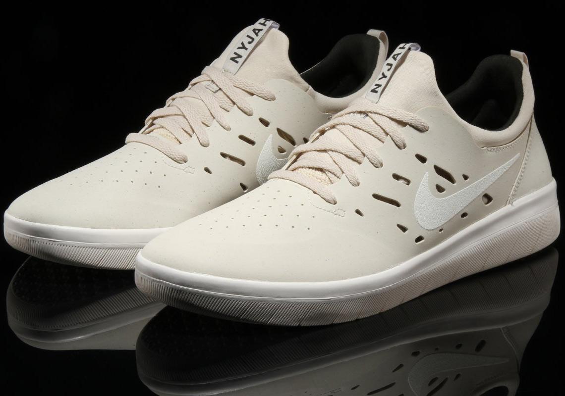 buy popular cf037 cd69d Nike SB Nyjah Free Beach AA4272-200 Release Info   SneakerNews.com