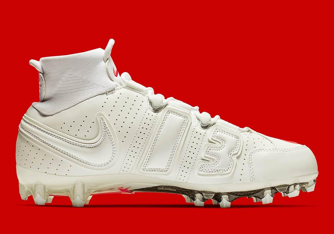 85894ab5da6a Odell Beckham Jr Nike Cleats BV8205-100 Buy Now | SneakerNews.com