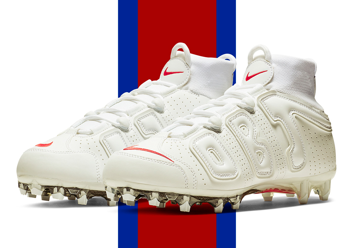 Odell Beckham Jr Nike Cleats BV8205-100 Buy Now  8ccc89c57