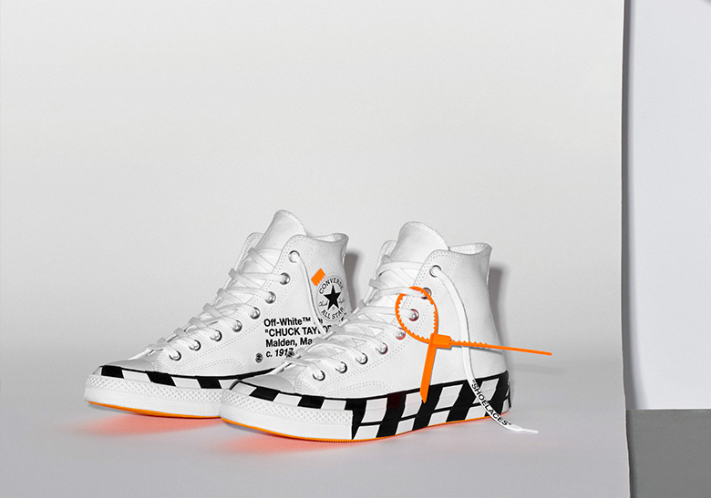NEW OFF-WHITE x Converse Chuck 70 - Where to Buy  915c72a5f
