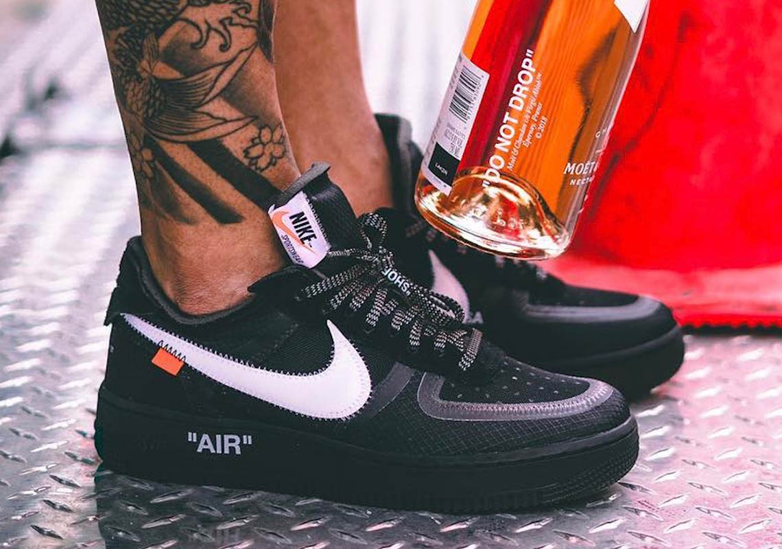 size 40 ba449 d224d Off-White x Nike Air Force 1