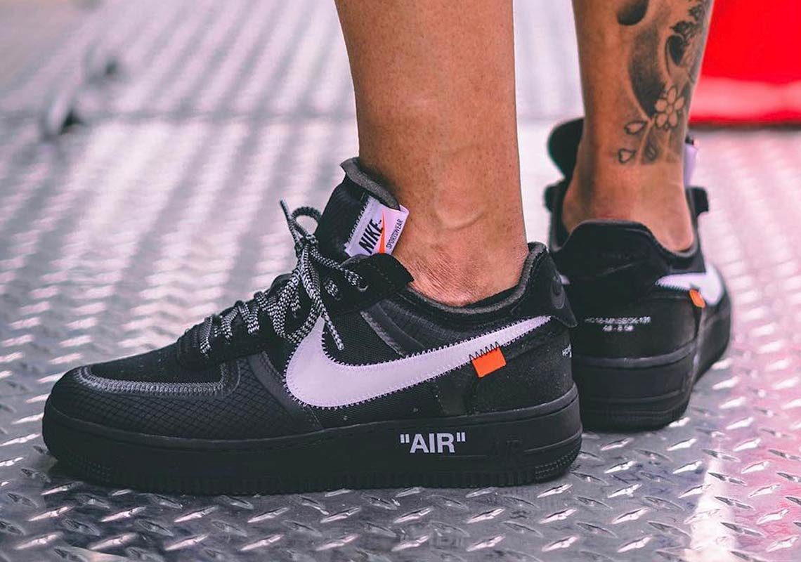 air force 1 low off-white