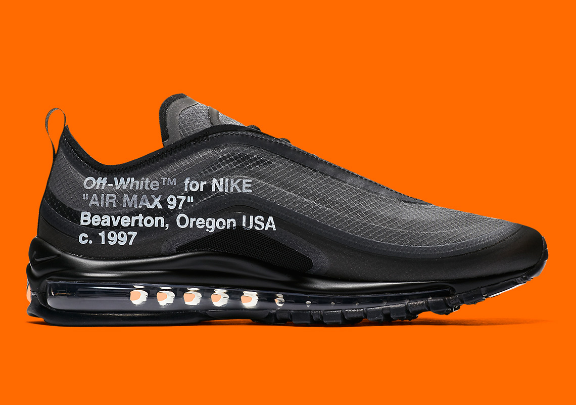 934093c1461 Off-White x Nike Air Max 97. Release Date  November 10th