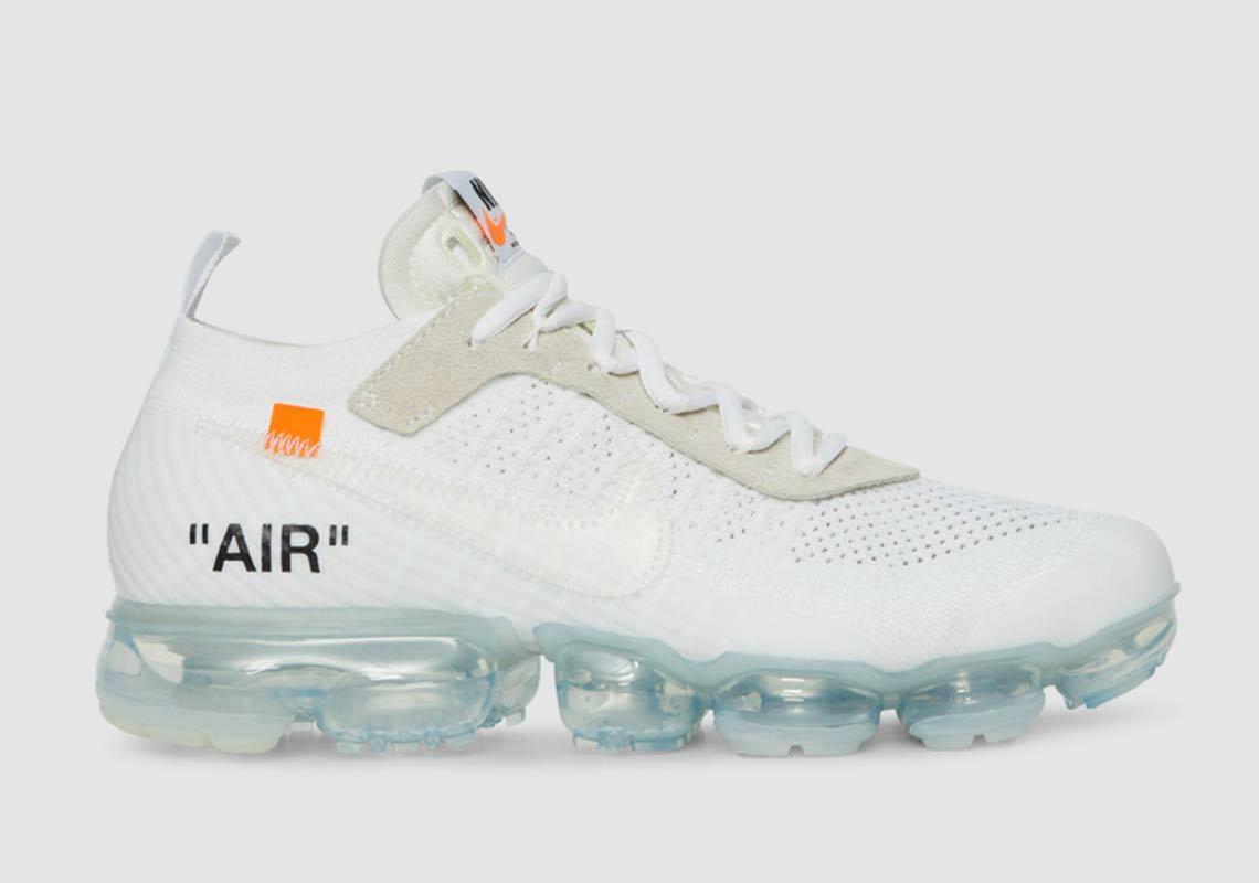 c5defc4a08 Off-White Nike Vapormax Slam Jam Restock Date | SneakerNews.com