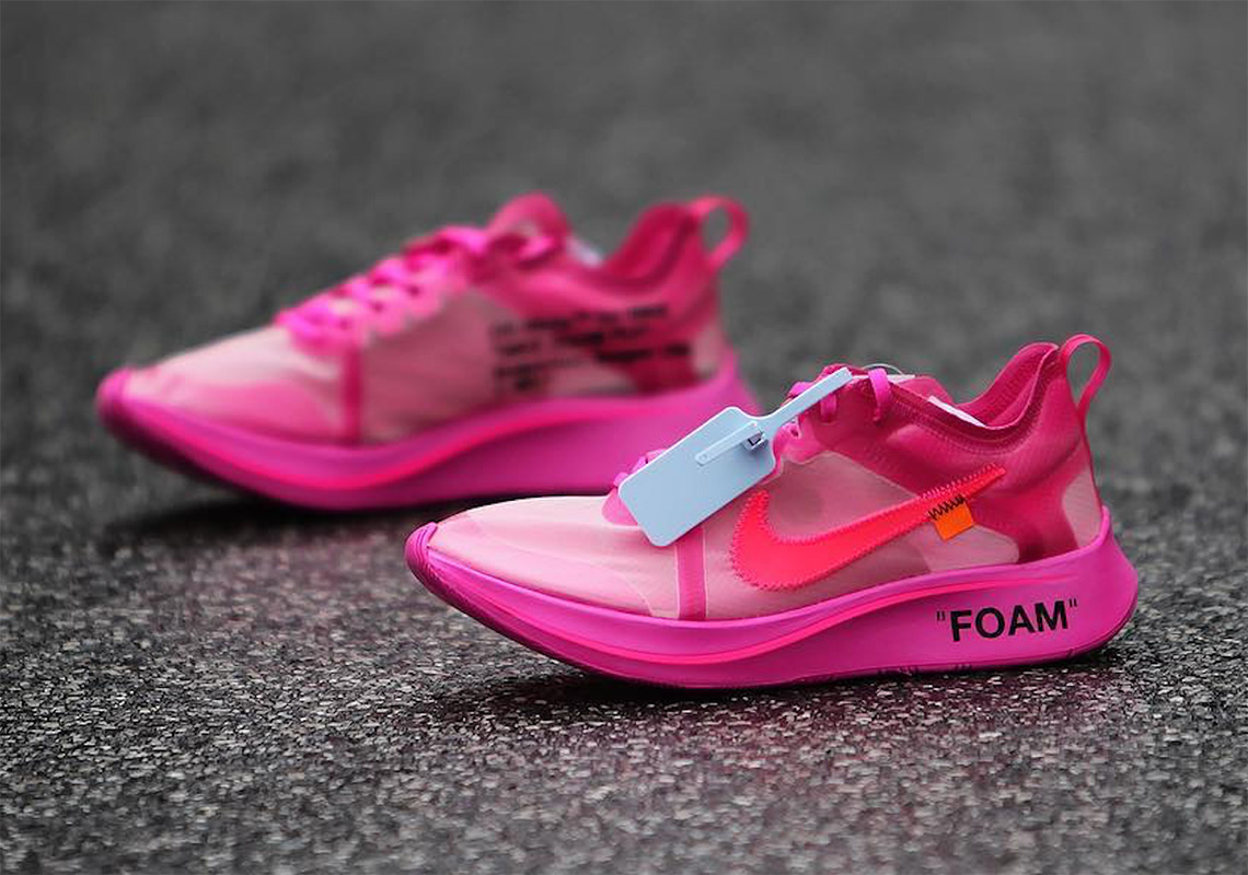 22f656bceb2c Off-White x Nike Zoom Fly SP Release Date  November 28th