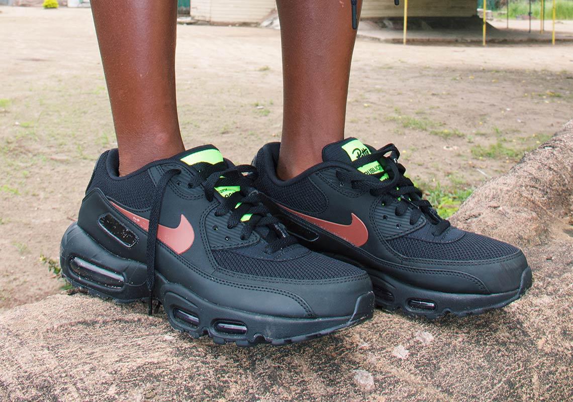 Patta x Nike Releases a Hybrid Air Max 9095 Sneaker