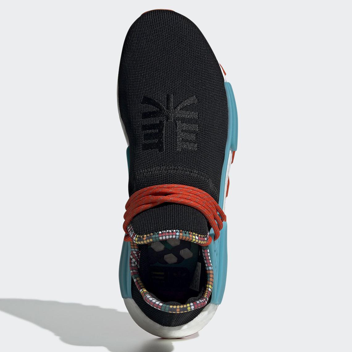 "454abf483 Pharrell x adidas NMD Hu ""Inspiration Pack"" Release Date  November 10th"